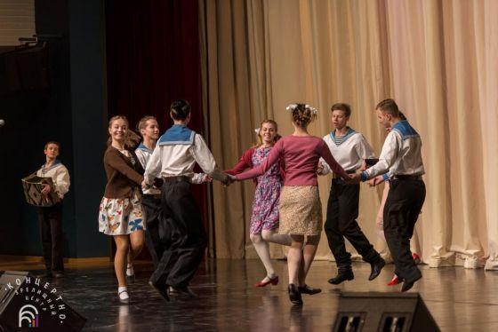 Студенты Ярославского училища культуры